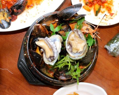 seafood jeju south korea sugarsheet travel food