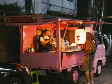 seoul sugarsheet street food hongdae night south korea travel