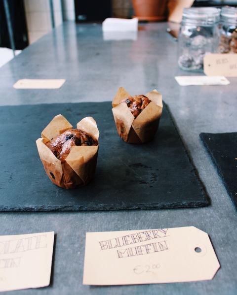 Sugarsheet Muffins Amsterdam Coffee