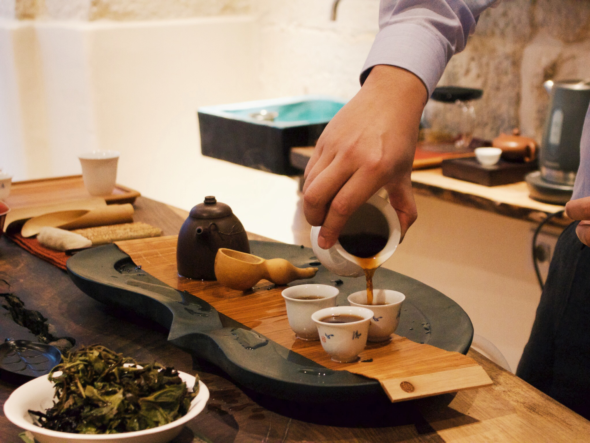 Tcha Paris tea shop / thé yam'tcha – paris | sugarsheet