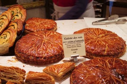 galette rois pain idées amis paris yves toudic epiphanie