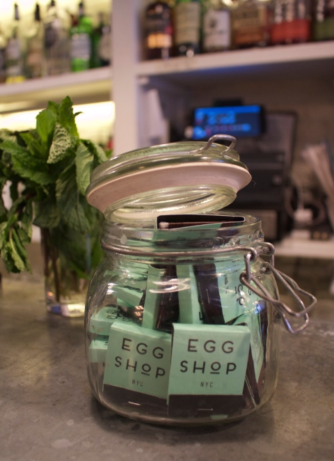 Sugarsheet Egg shop new york elizabeth
