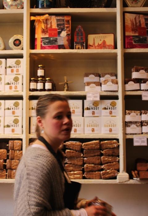 Dandoy brussels speculoos beurre sugarsheet travel belgium