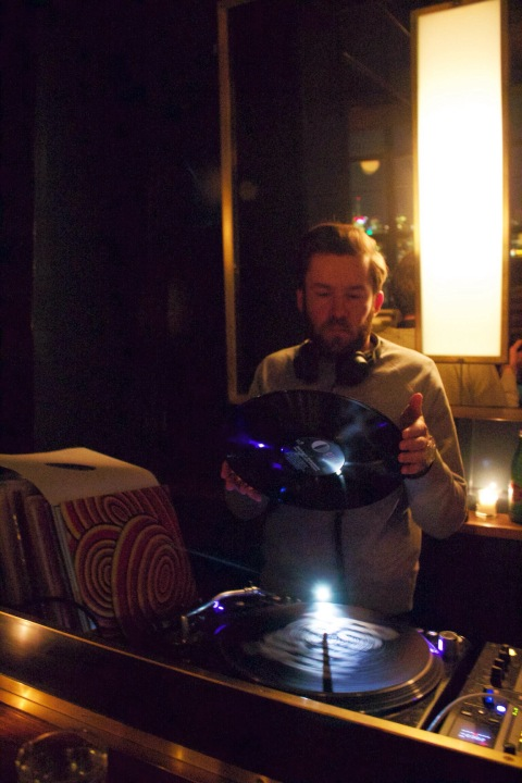 Ides bar wythe hotel brooklyn new york dj bar