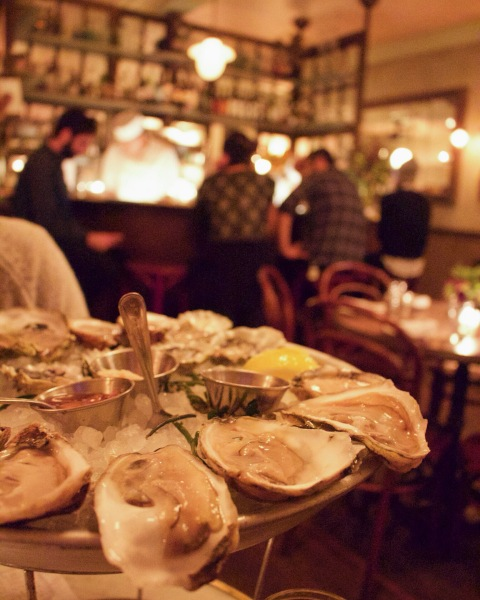 maison premiere oyster brooklyn travel new york