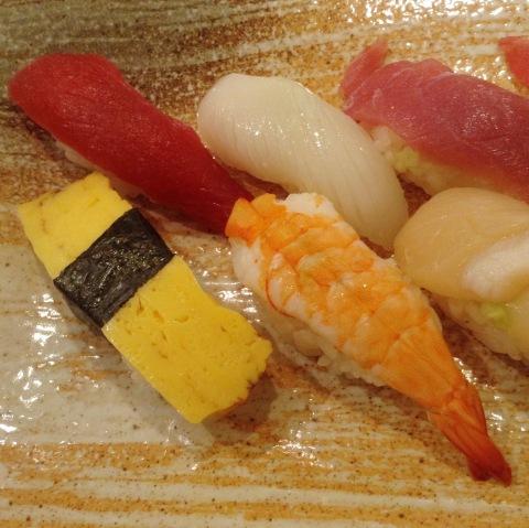 sushi tokyu uoriki kaisen tokyo travel food best
