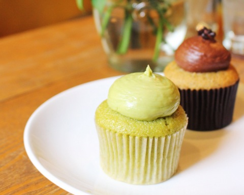restaurant greentea cupcake saigon dessert pacey ho chi minh