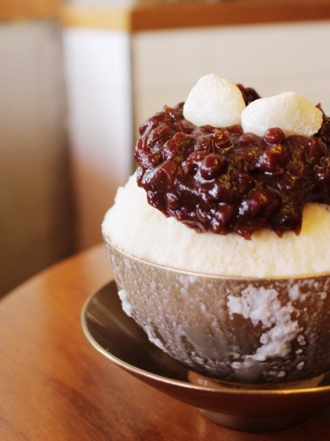 okrumong seoul best bingsoo south korea travel food dessert cafe