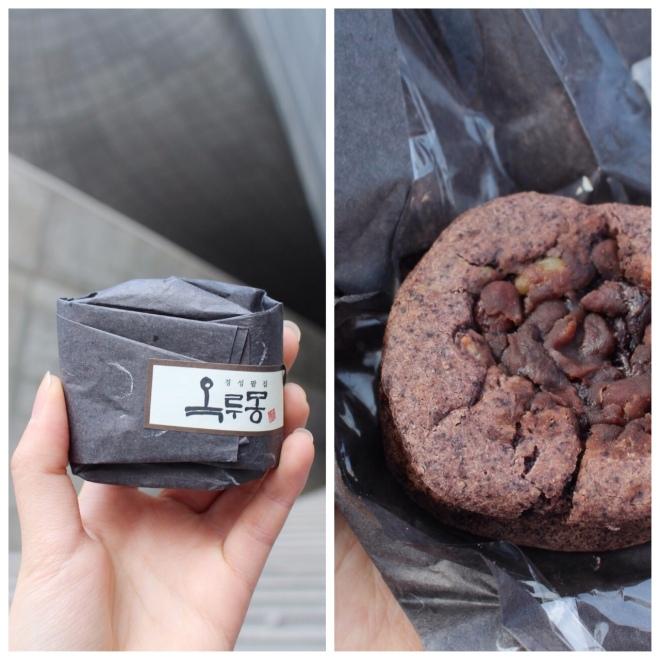 rice cake seoul okrumong south korea travel food dessert best