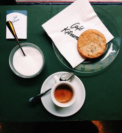 cafe kitsune paris condorcet ice cream espresso best cafe pigalle