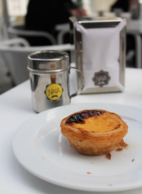 pastel de nata porto best portugal egg tart travel pastry nata lisboa