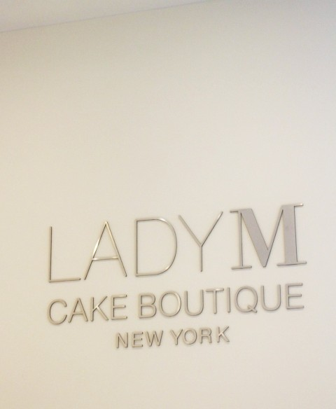 lady m crepe cake mille layer matcha green tea seoul south korea sinsa itaewon gangnam