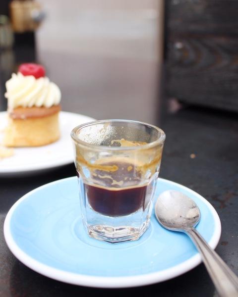Honor cafe paris best coffee travel sugarsheet espresso saint honore