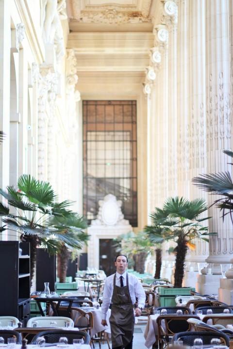 Mini Palais Terrass secret Paris restaurant summer best Sugarsheet
