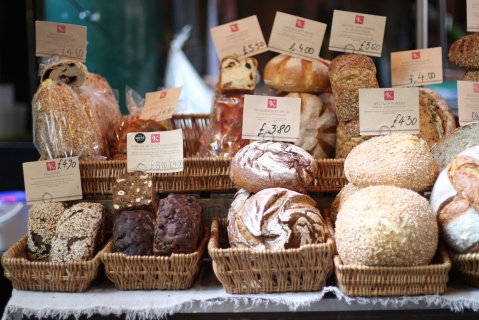 borough market london bread sugarsheet travel best londres