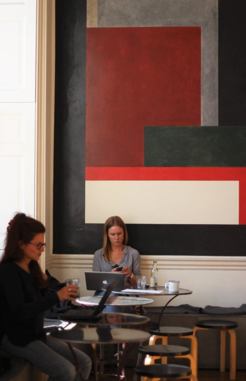 Sugarsheet Somerset House London travel Fernandez wells best coffee
