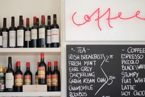 Somerset House Fernandez wells coffee london travel sugarsheet
