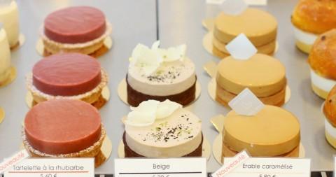mori yoshida best pastry paris macarons beige eiffel tower sugarsheet