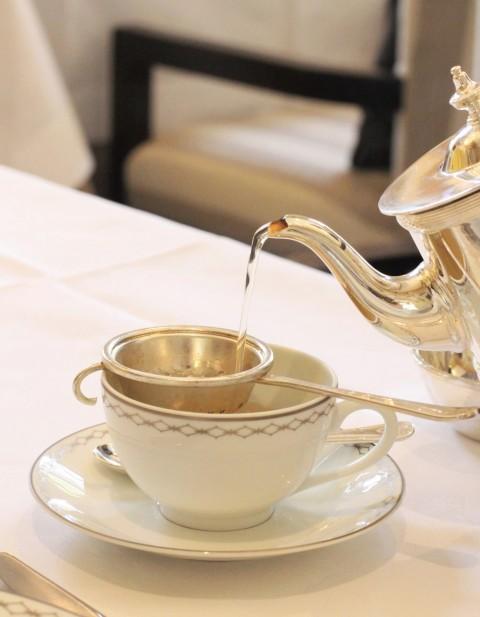 Afternoon tea Peninsula Paris sugarsheet Julien alvarez best