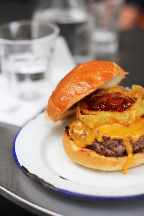 Best burger paris PNY New York Saint denis sugarsheet gluten free vegan