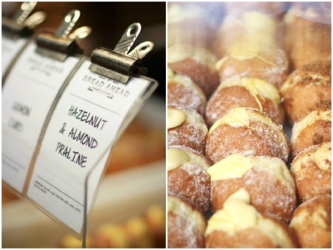 Bread ahead borough market best doughnuts london sugarsheet budget travel food fat healthy