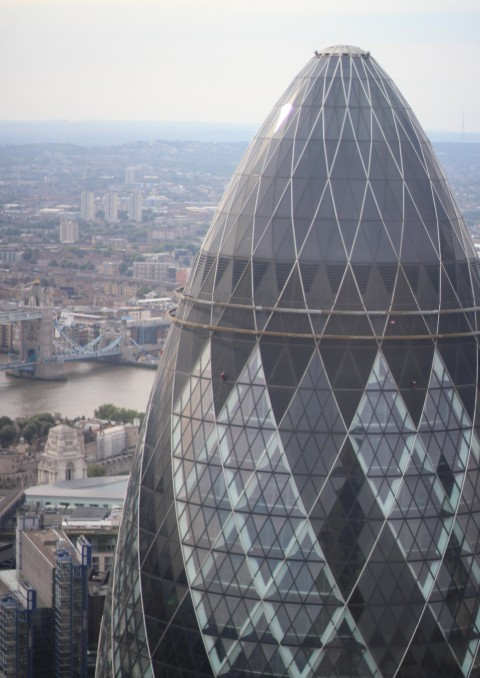 City London Heron Tower Best view london Sugarsheet DUck waffle Daniel Doherty restaurant