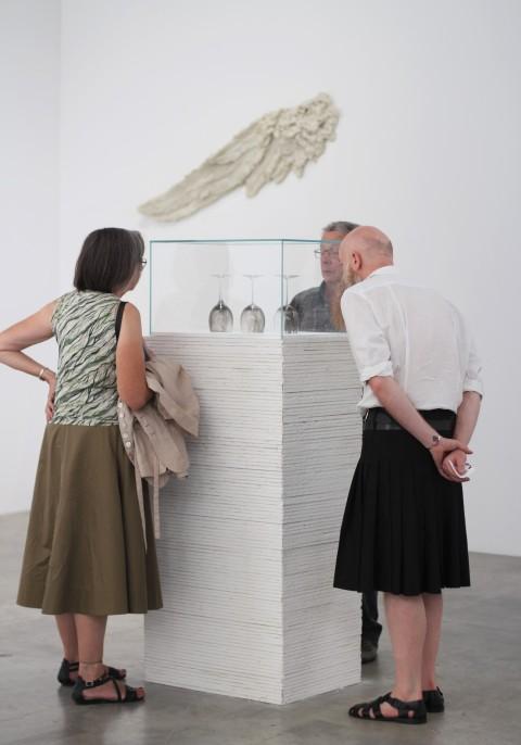 Palais de Tokyo Patrick Neu artist French Alsace Glass Paris Sugarsheet art exhibition