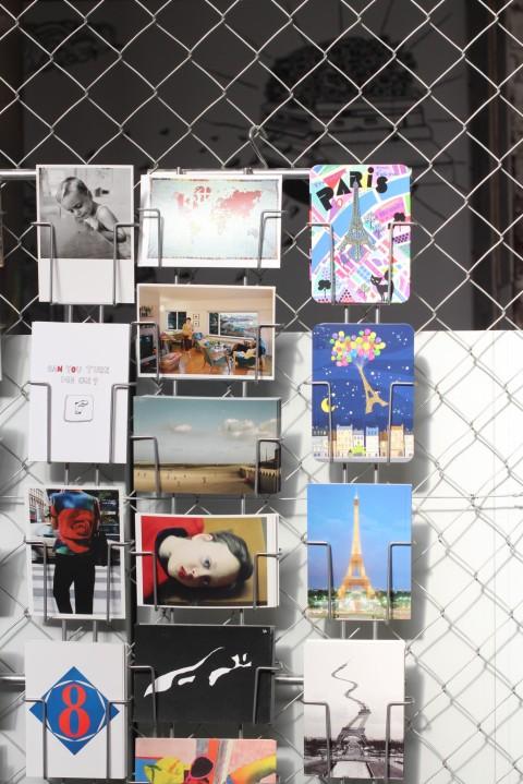 Palais de Tokyo Paris souvenir shop Toilet paper Sugarsheet Eiffel tower museum art Tianzhuo Chen Acquaalta