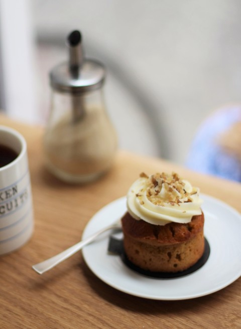 muffin carrot cake paris broken biscuits best coffee cafe belleville brulerie christine osullivan masterchef