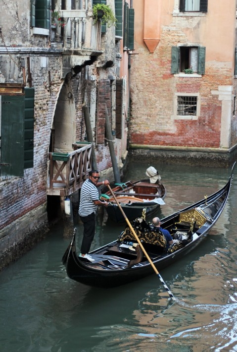 Venice Gondola Italy City on water serenissima gondolier ride canal sugarsheet