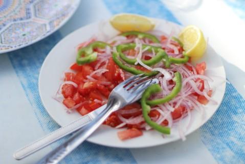 Essaouira Salade Marocaine Vegan gluten Free restaurant best Moroccan Salad