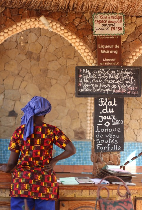 Sugarsheet Senegal Saly Dakar Sobo Bade espace plage restaurant
