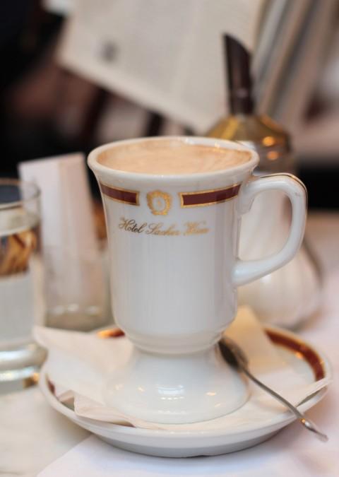 Sugarsheet Hotel Sacher Vienna chocolate cake austria wien famous