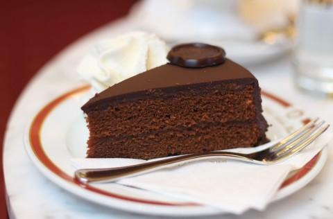 Sugarsheet Sachertorte Hotel Sacher Austria Vienna Best cake Chocolate apricot pastry