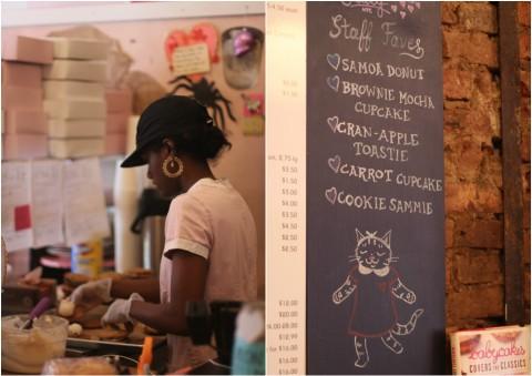 Erin McKenna Broome Street vegan Glutenfree bakery best sugarsheet